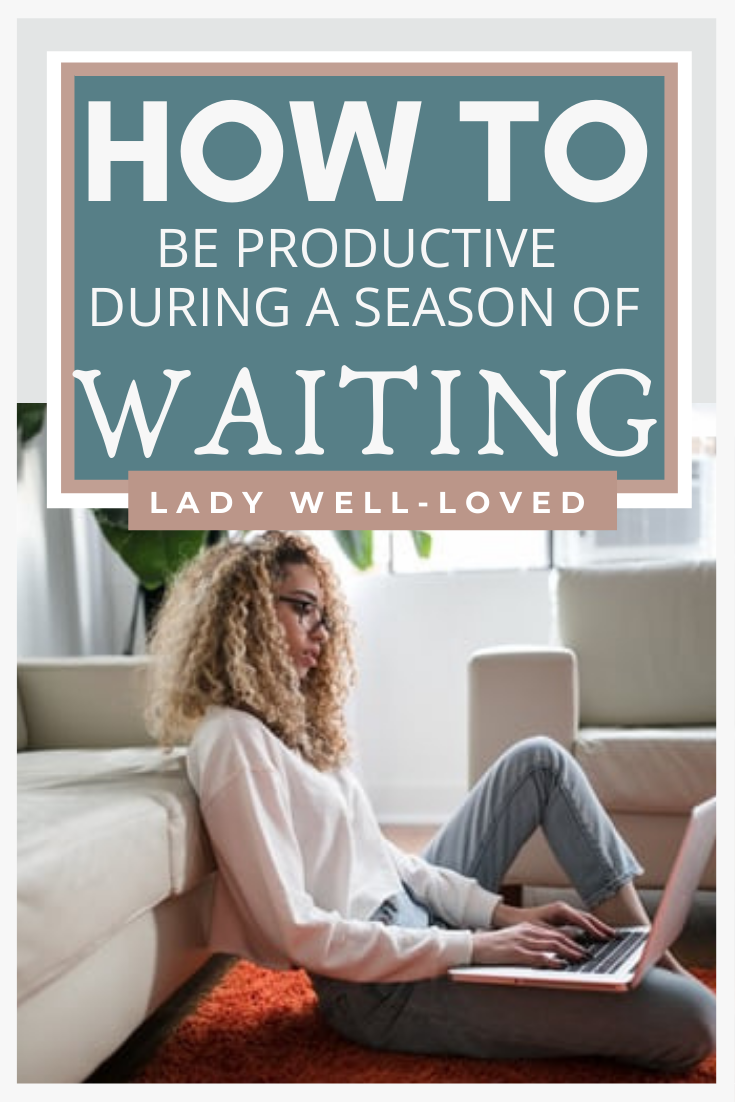 waiting on God, waiting on God to move, waiting for God's promises, trusting God's timing