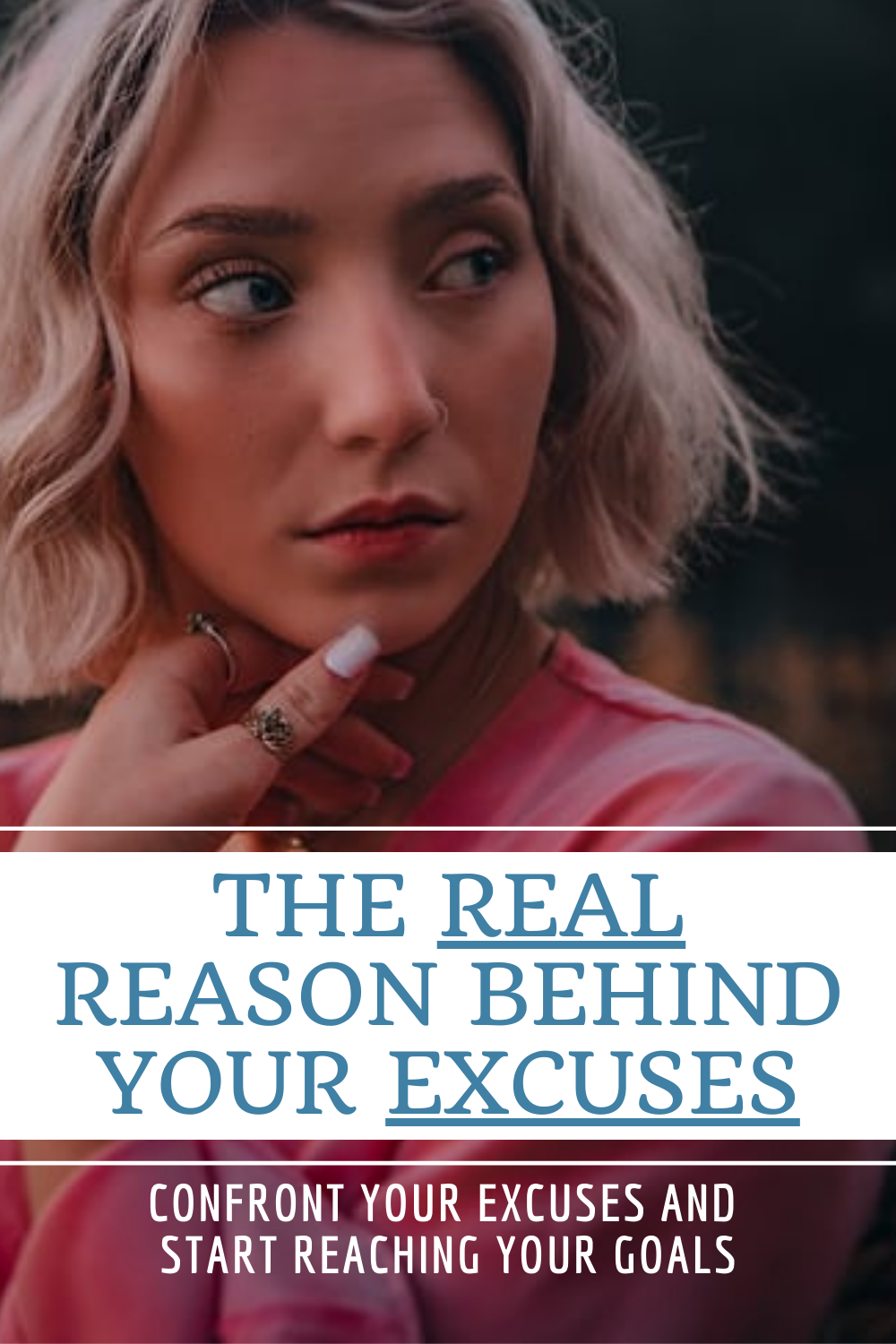 excuses, how to stop making excuses, how excuses hurt you